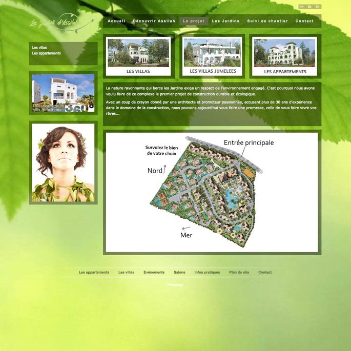 Les Jardins d'Assilah